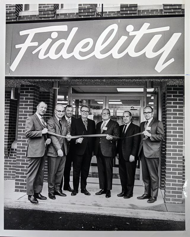Fidelity Bank Opening Day